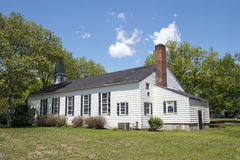 Old House on Governors Island. New York City Royalty Free Stock Photo