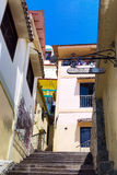 Old House in Guayaquil Royalty Free Stock Photo