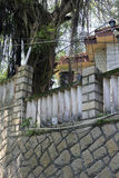Old house in gulangyu island Royalty Free Stock Images