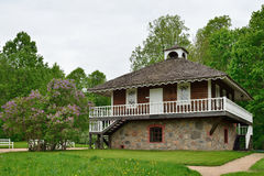 Old house Hannibal in the territory of the state Museum-reserve Royalty Free Stock Image