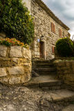 Old House in Hum, Croatia Royalty Free Stock Image