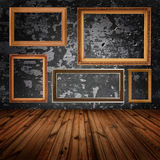 Old house interior Royalty Free Stock Image