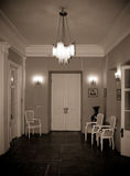 Old house interior. Moscow museum Royalty Free Stock Image