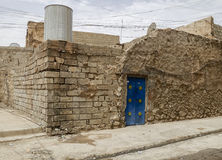 Old house in Iraq Royalty Free Stock Images