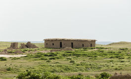 Old house in Iraq Stock Image