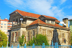 Old house in Istanbul. Turkey Royalty Free Stock Image