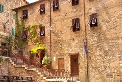 Old house, Italy Royalty Free Stock Images