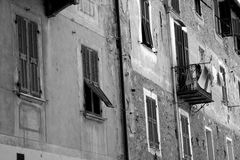 Old house Italy Royalty Free Stock Photo