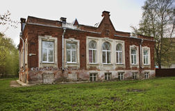 Old house in Kashin. Russia Stock Photography