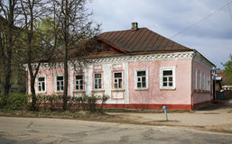 Old house in Kashin. Russia Royalty Free Stock Photography