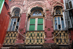 Old house of Kolkata Stock Images