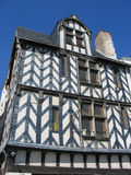 Old House, La Rochelle Royalty Free Stock Photography