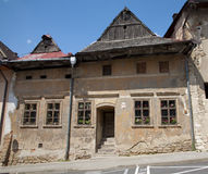 Old house from Levoca - Slovakia Stock Image
