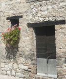 Old house in Marches (Italy) Stock Image