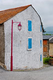 Old house in medieval village Royalty Free Stock Photography