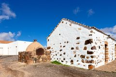 Old house. Mediterranean Old house exterior Stock Photo