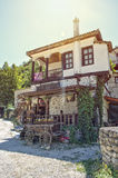 Old house in Melnik, Bulgaria Stock Photography