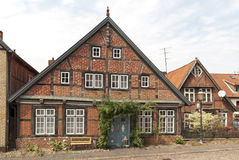 Old House in Mölln Royalty Free Stock Photography