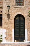Old house in Monemvasia, Greece Stock Images