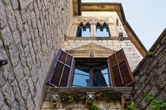 Old house in Montenegro Stock Photos