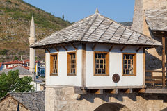 Old house in Mostar Stock Photography