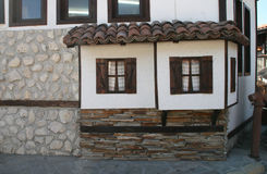 Old house. Nessebar,Bulgaria Royalty Free Stock Photography