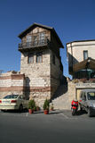 Old house. Nessebar,Bulgaria Stock Photo
