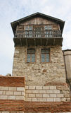 Old house in Nessebar, Bulgaria Stock Photography