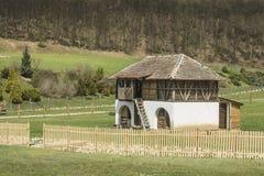 Old house. Next to the monastery Kaona, Serbia Royalty Free Stock Photos