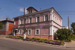 Old House  of Nizhny Novgorod Royalty Free Stock Photography