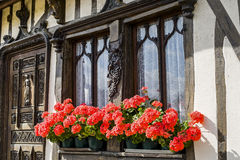 Old house in Normandy Royalty Free Stock Photography