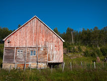 Old house in Norway Stock Photography