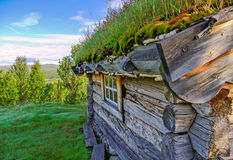 Old house in Norway. Stock Image