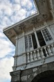 Old House in the Philippines Royalty Free Stock Image
