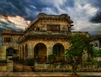 Old house in old Varadero-2 Stock Photo