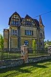 Old House, Olomouc Czech Republic Stock Photos