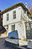 Old house from ottoman period in Xanthi, East Macedonia and Thrace Stock Images