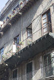 Old house in Palermo royalty free stock photo
