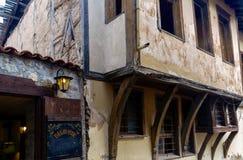 Old house in Plovdiv, Bulgaria Stock Photo
