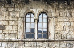 An old house in Porec Croatia Stock Images
