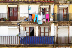 Old house in Porto Royalty Free Stock Photos