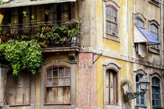 Old house in Porto, Portugal Royalty Free Stock Photo