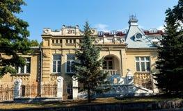 Old house in Pyatigorsk Stock Photo