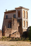 Old house in Rome Royalty Free Stock Image