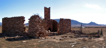 Free Old House Ruins Stock Photos - 4156873