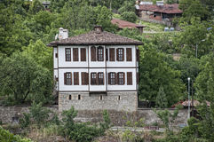 Old house in Safranbolu. Old house in World cultural heritage Safranbolu Royalty Free Stock Photos