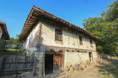 Old house in Serbia Royalty Free Stock Images