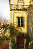 Old house in Sintra. Royalty Free Stock Photo