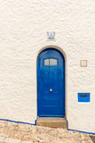 Old house in Sitges Spain Stock Photography