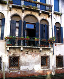 Old House in Venice Royalty Free Stock Image
